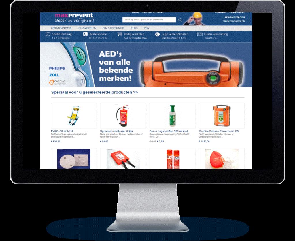 webshop maxprevent.nl