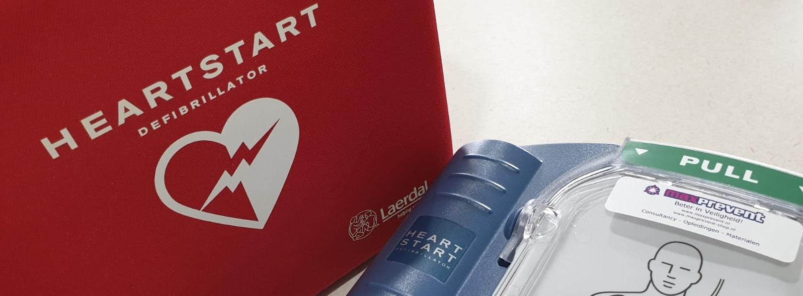 Nieuwe wetgeving voor AED's in 2020 MaxPrevent